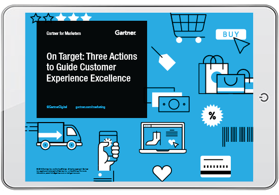 On Target: Three Actions to Guide Customer Experience Excellence