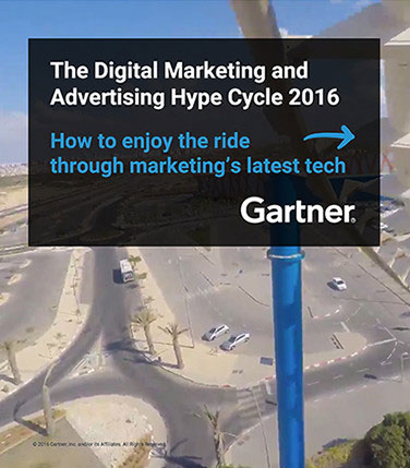 The Digital Marketing and Advertising Hype Cycle 2016